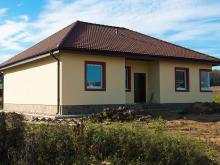 """одноэтажный дом """"Альпы"""" 134м"""