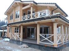 """дом шале """"Швейцария"""" из клееного бруса 265 м смотровой дом"""