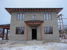 дом в Молоденово по индивидуальному проекту