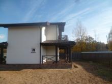 "проект дома шале ""Оксфорд"" 114 м"