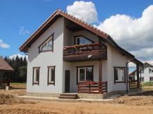 """проект дома """"Женева"""" 114 м в комплектации под отделку"""
