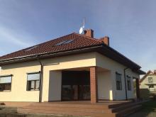 проект одноэтажного дома Альпы