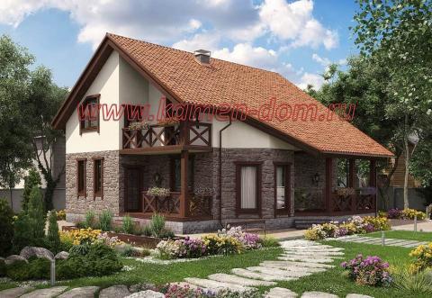 проект дома Женева