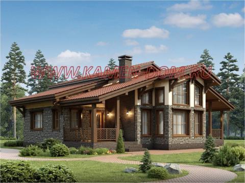 проект дома ЭДИНБУРГ