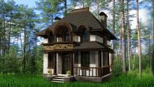 проект дома Юсупов