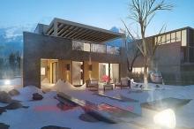проект современного дома Матис